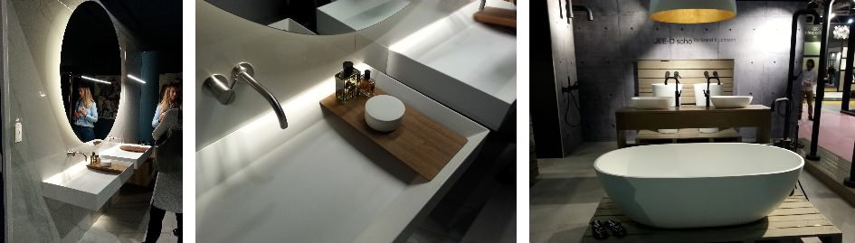 Vt wonen design beurs 2016 allestylisten - Integrale badkamer ...