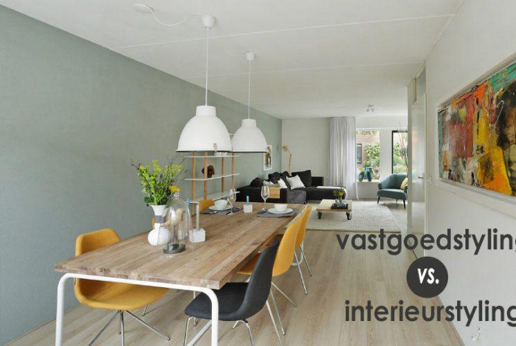 vastgoedstyling versus interieurstyling