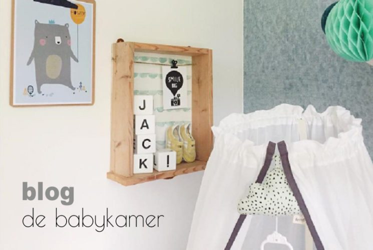 blog babykamer