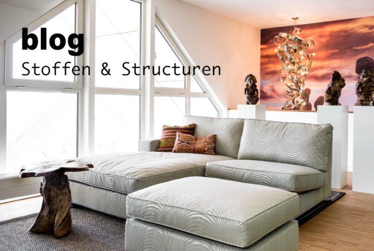 Blog Stoffen en Structuren