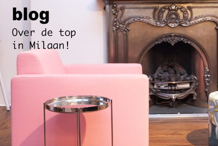 blog 27 Over de top in Milaan