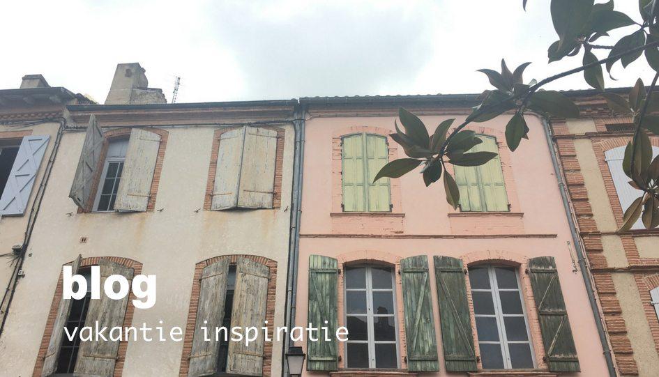 blog 30 vakantie inspiratie